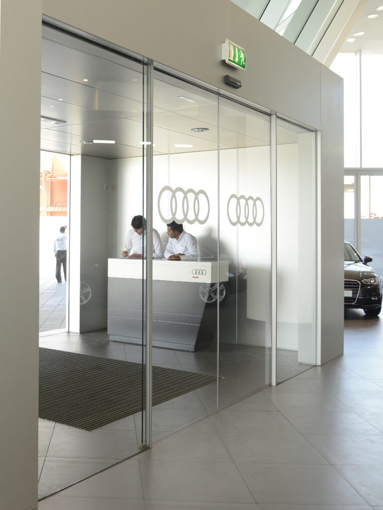 Audi Showroom, Dubai