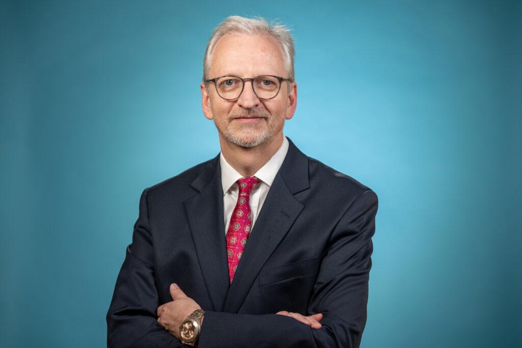 Thomas Friedrich Schneider, Botschafter der Bundesrepublik Deutschland  in Maskat / Oman