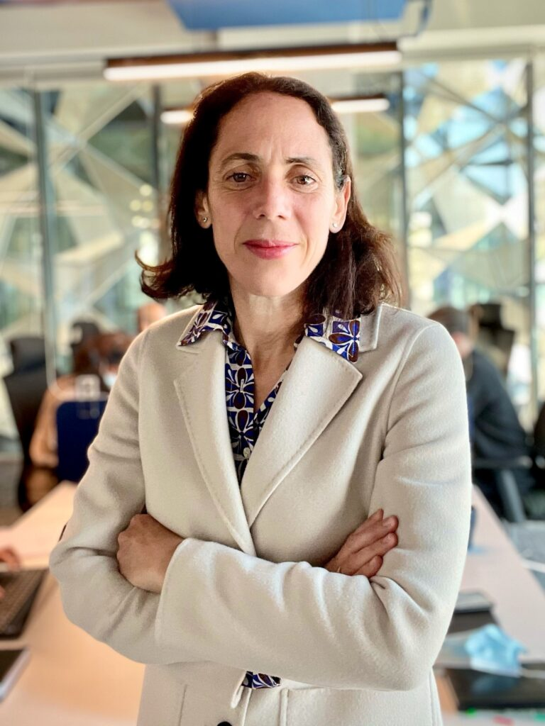 Dr. Dalia Samra-Rohte, Auslandshandelskammer (AHK) / Delegation der Deutschen Wirtschaft für Saudi-Arabien, Bahrain und Jemen