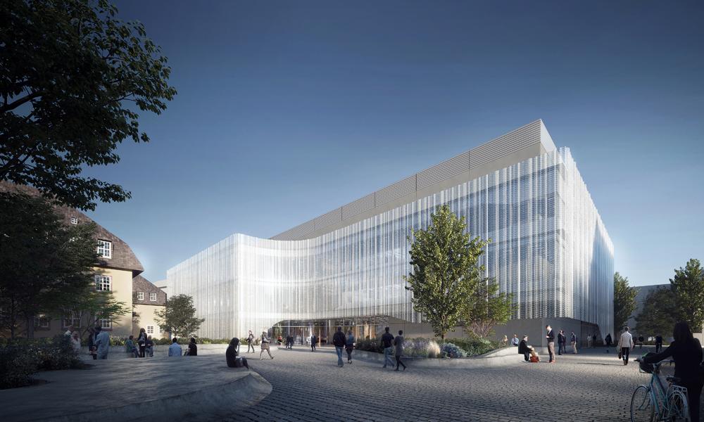 Si-M - Forschungsgebäude, Charité - Univers.medizin Berlin