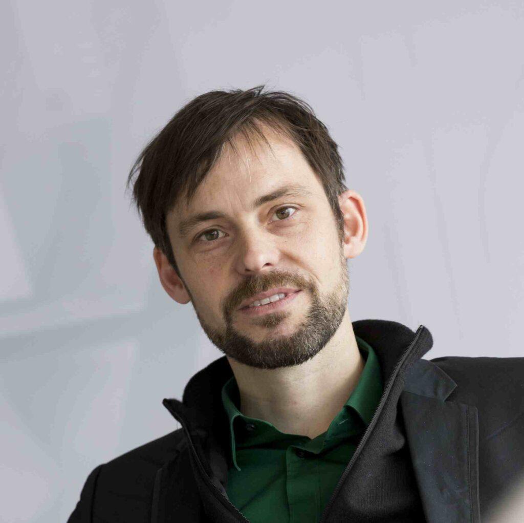 Tobias Wallisser, Mitgründer von LAVA LABORATORY FOR VISIONARY ARCHITECTURE