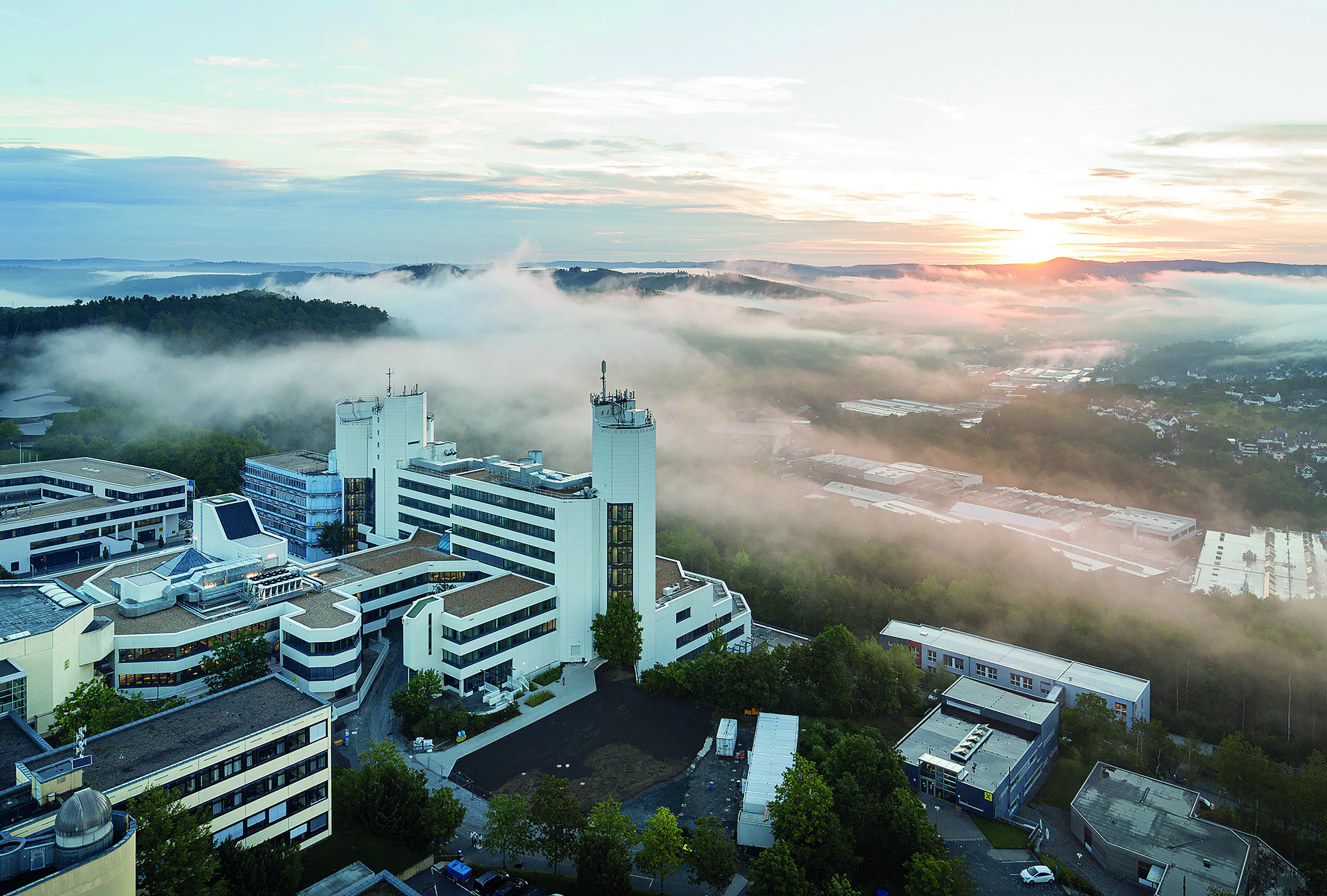 Realisiertes Projekt: Cranachhöfe in Essen-Holsterhausen (DGNB Gold, Auszeichnung: Vorbildliche Bauten 2020 in NRW)