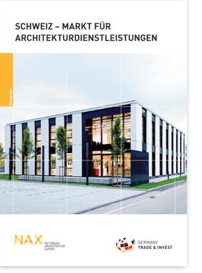 GTAI/NAX-Publikation Schweiz