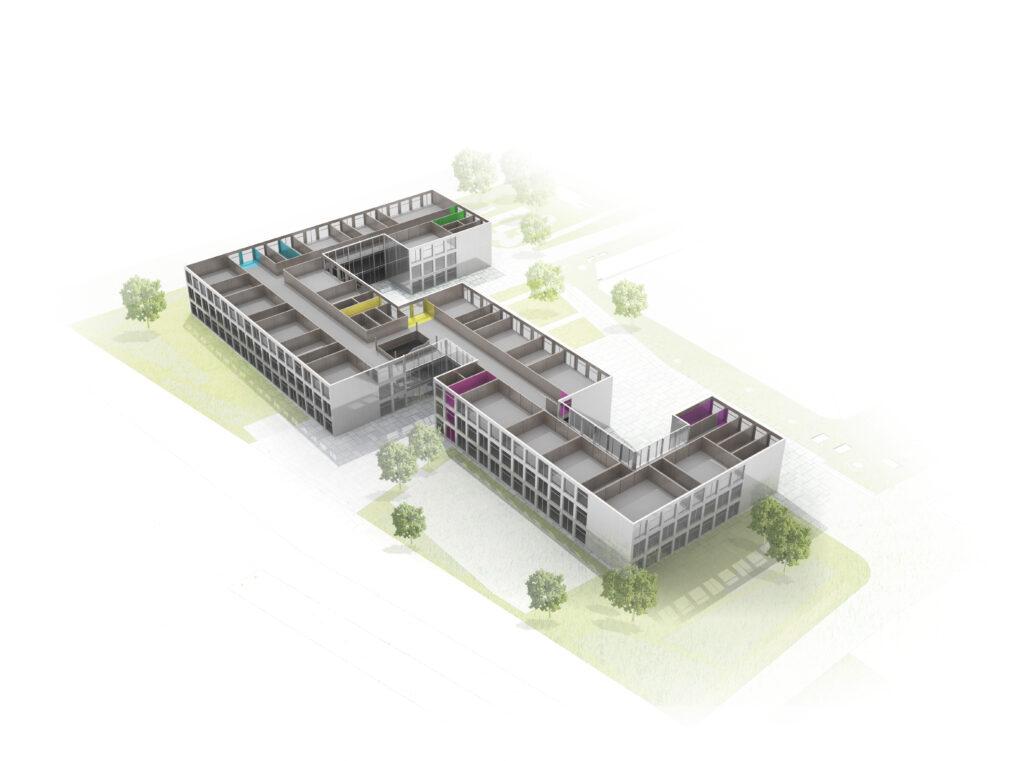 Integrierte Sekundarschule in Berlin Mahlsdorf
