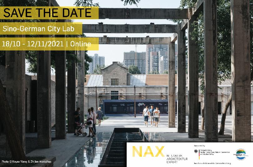 18.10. – 12.11.2021 | Sino-German City Lab