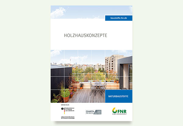 "Broschüre ""Holzhauskonzepte"""