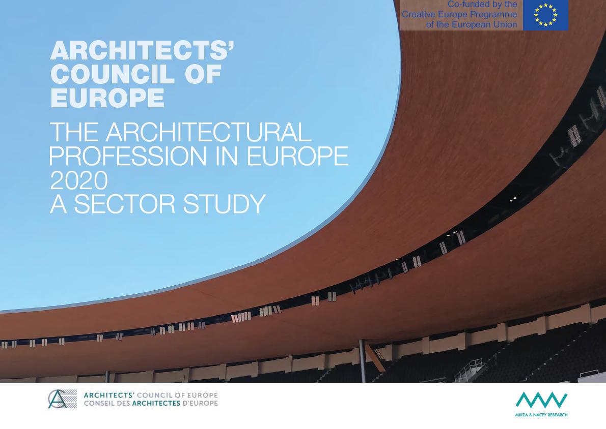 Zahlen, Daten, Fakten zu den europäischen Architekturmärkten