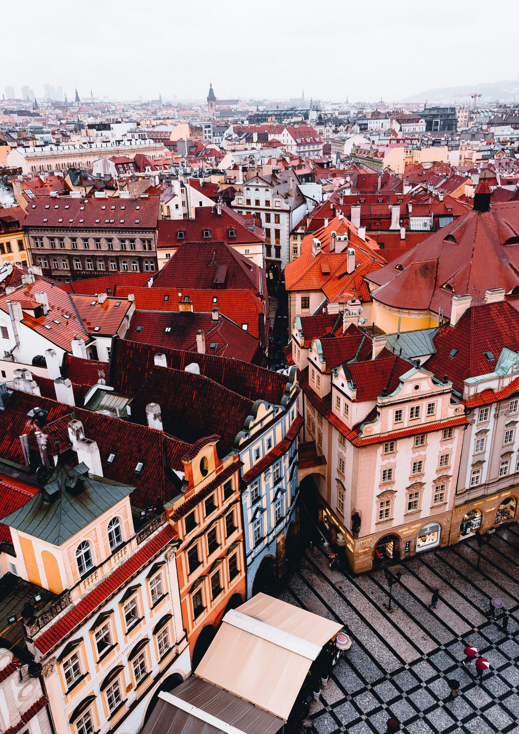 Internationaler Wettbewerb: New Eden – House of Prague 10