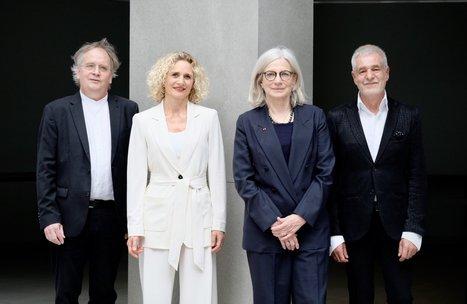 Neue Präsidentin der Bundesarchitektenkammer ist Andrea Gebhard