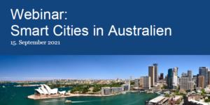 OAV/NAX-Webinar Smart Cities in Australien