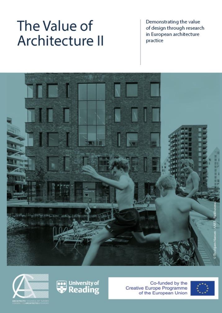 "Studie zum Thema ""Value in Architecture"""