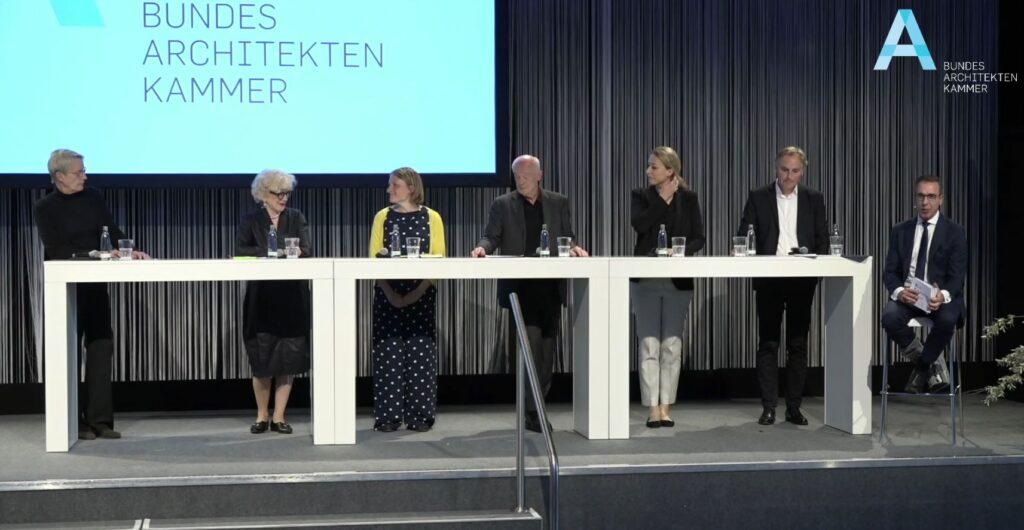 Veranstaltung der BAK zum Neuen Europäischen Bauhaus