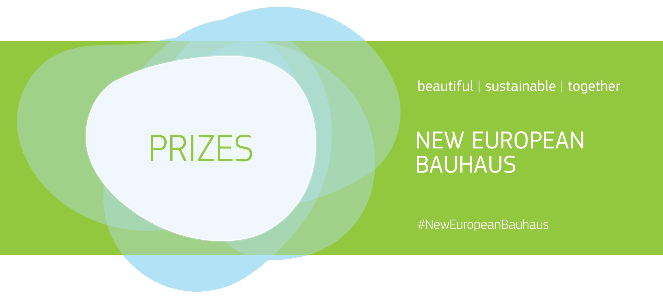 Preise zum Neuen Europäischen Bauhaus