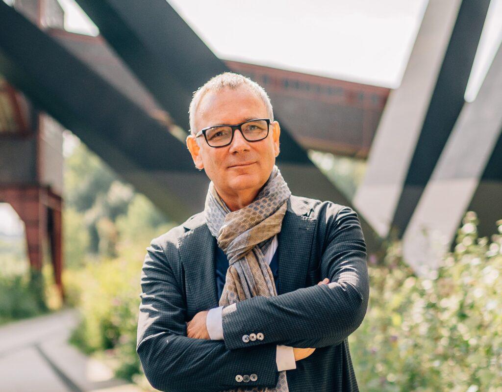 Landschaftsarchitekt Dr. Andreas Kipar