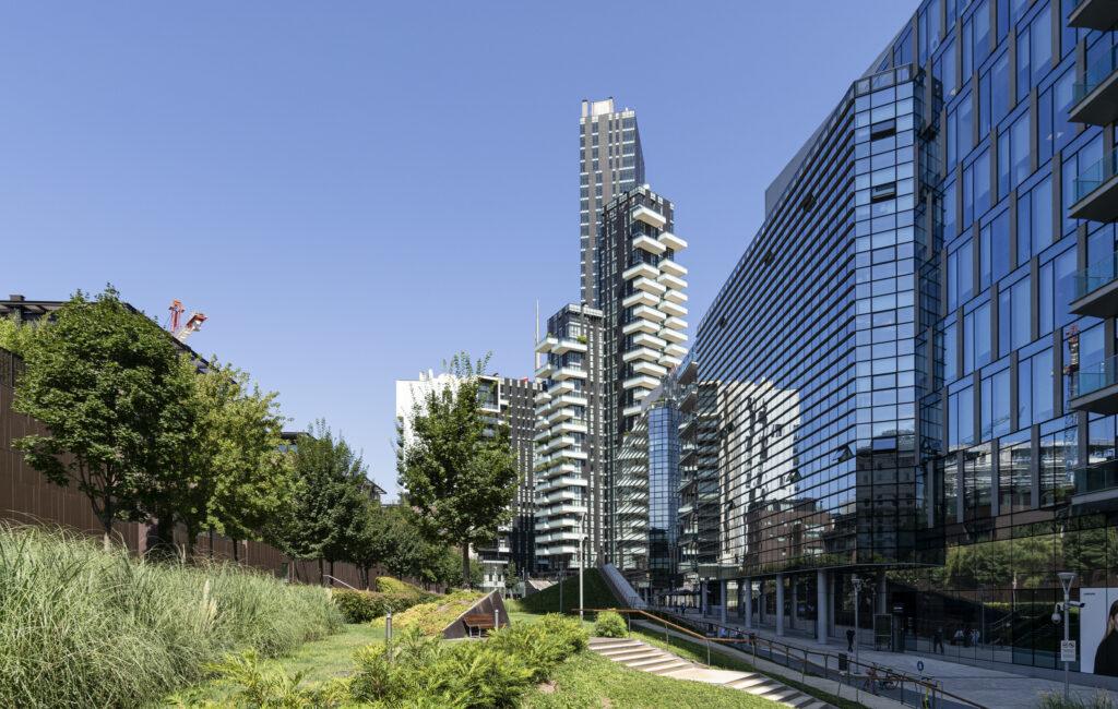 Porta Nuova: das größte Stadtentwicklungsprojekt in Mailand