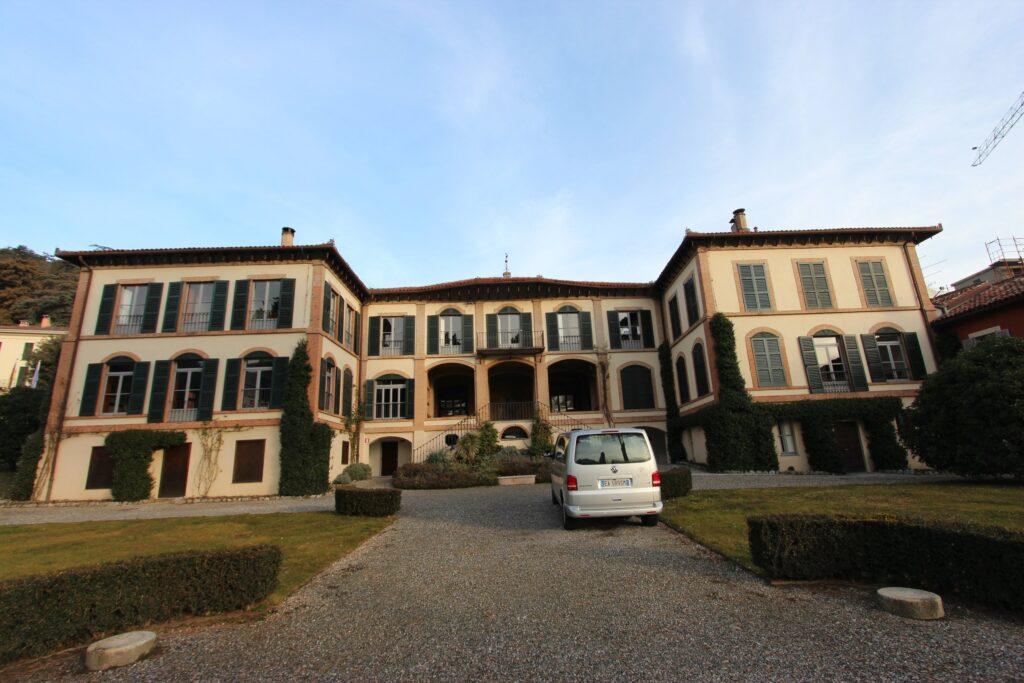 Menaggio, Villa Garovaglio